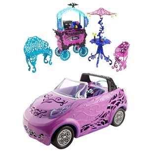 Monster High Travel Accessories
