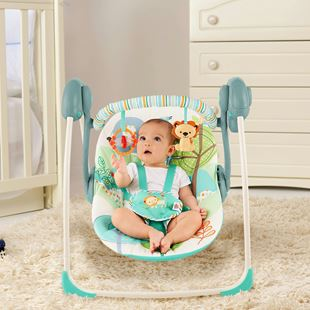 Bright Starts Playful Pals™ Portable Swing