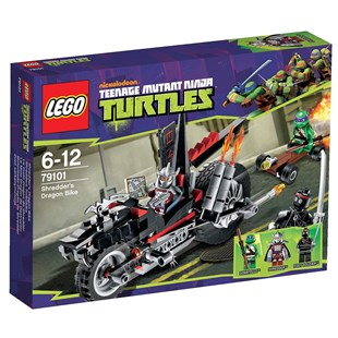 LEGO Turtles Shredder's Dragon Bike 79101