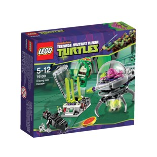 LEGO Turtles Kraang Lab Escape 79100