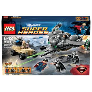 LEGO Super Heroes Superman Battle of Smallville 76003