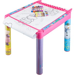 Doctor McStuffins Colouring Table