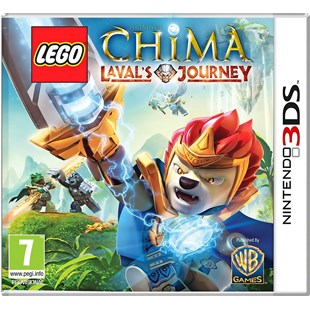 Lego Legends Of Chima Lavals Journey 3DS