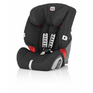 Britax Evolva Black Thunder Group 1-2-3