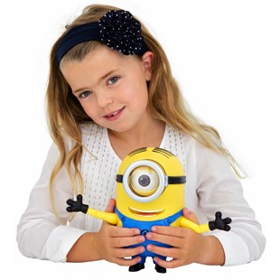 Despicable Me 2 20cm Talking Minion Stuart