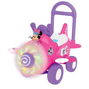 Minnie Plane Activity Ride On