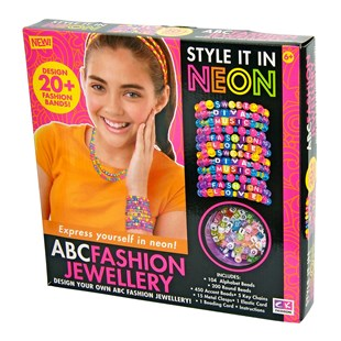 Style It In Neon ABC Fashion