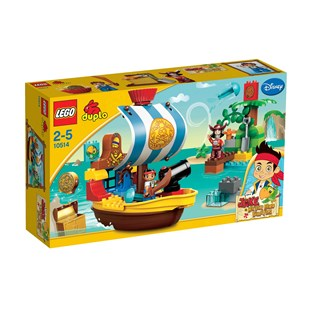 LEGO Duplo Jake's Pirate Ship Bucky 10514