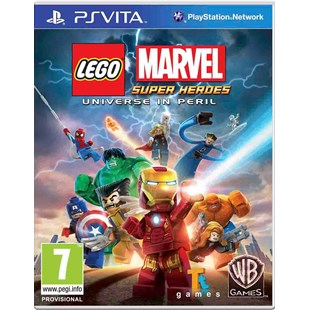 LEGO Marvel SuperHeroes PS Vita