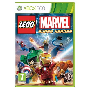 LEGO Marvel SuperHeroes X360