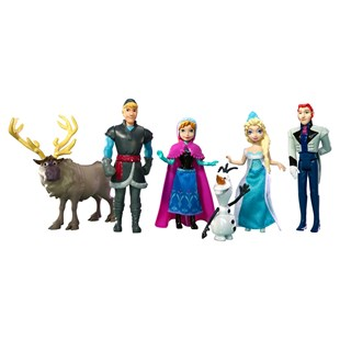 Disney Frozen Figurine Story Set