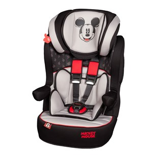 Imax Deluxe SP Mickey Mouse Group 1-2-3 Car Seat