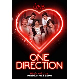 One Direction: I Love One Direction DVD