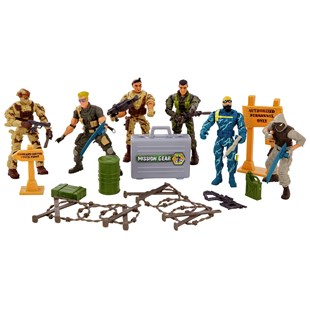 Total Soldier Special Force 6 Pack