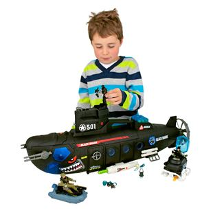 Soldier Force Submarine Play Set