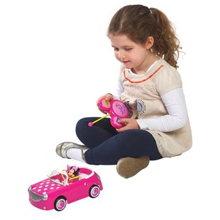 Minnie Mouse Radio Control Cabriolet