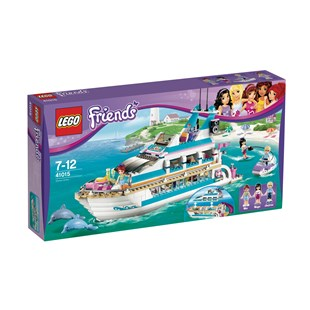 LEGO Friends Dolphin Cruiser Playset 41015