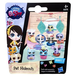 Littlest Pet Shop Pet Hideouts Blind Bag Series 1 - Assortment