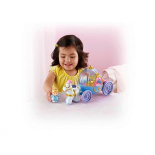 Little People Disney Cinderella Coach
