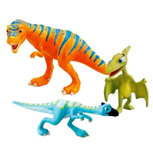 Dino Train 3PK Collectables