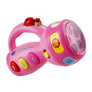 VTech Crazy Colours Torch Pink