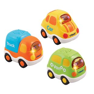 VTech Toot-Toot Drivers 3 Car Pack Everyday