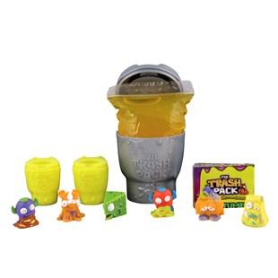 The Trash Pack Liquid Ooze 6 Pack Yellow