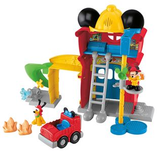 Disney Mickey Mouse Clubhouse Funny Firehouse