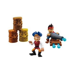 Jake & The Neverland Pirates Hero Pack