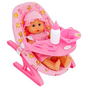 5 in 1 Dolls Accessory Set