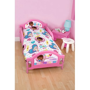 Doc Mcstuffins Toddler Bed