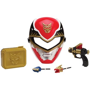 Power Rangers Megaforce Training Set