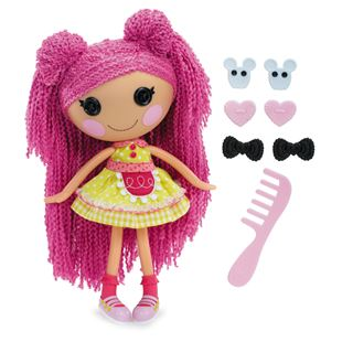 Lalaloopsy Loopy Hair Doll Crumbs Sugar