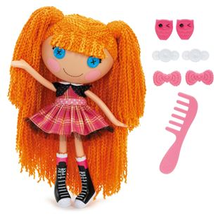 Lalaloopsy Large Loopy Hair Doll Bea Spells-a-Lot