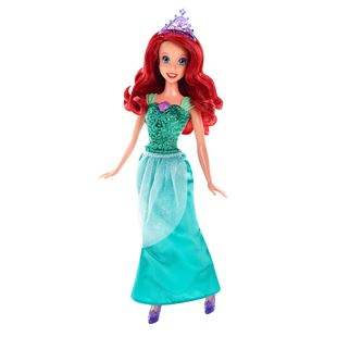 Disney Princess Sparkling Princess - Ariel Doll