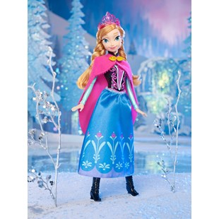 Disney Frozen Sparkle Anna
