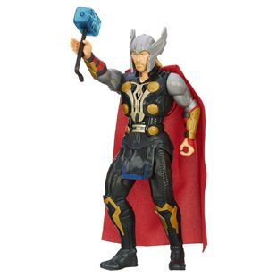 Marvel Thor The Dark World Hammer Launch Figure