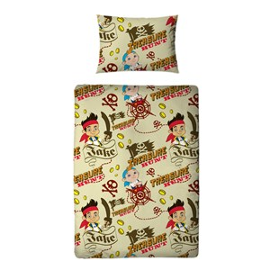 Jake & the Neverland Pirates Junior Bedding Bundle