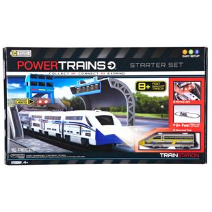 Power Trains Starter Set