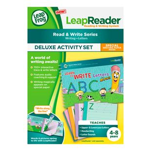 LeapFrog LeapReader Book Learn to Write