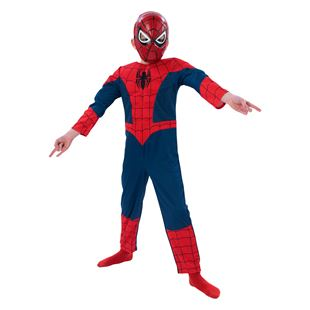 Ultimate Spider-Man Small Costume Muscle Chest
