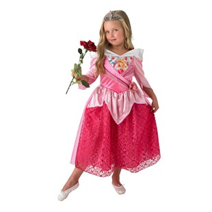 Deluxe Shimmer Sleeping Beauty Dress Up