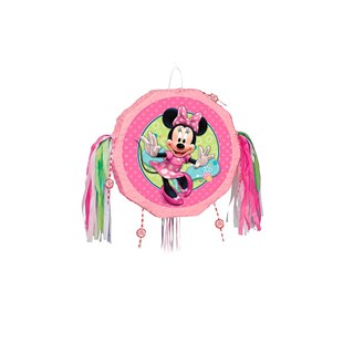 Disney Minnie Mouse Drum Pull Popout Pinata