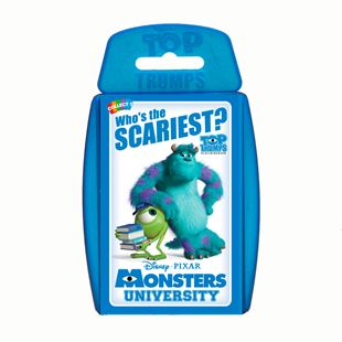 Top Trumps - Monsters University