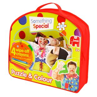Something Special Puzzle & Colour