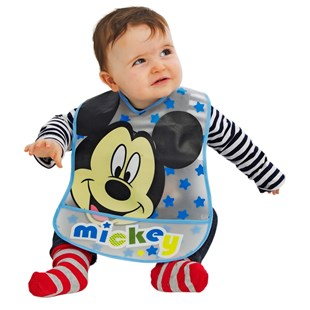 Disney Peva Bib Mickey Mouse