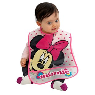 Disney Peva Bib Minnie Mouse