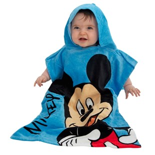 Disney Mickey Mouse Hooded Towel