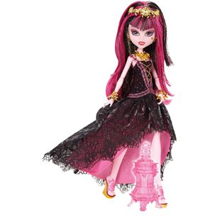 Monster High 13 Wishes Haunt the Casba Draculaura Doll