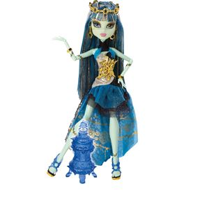 Monster High 13 Wishes Haunt the Casba Frankie Stein Doll